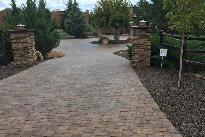Sealed Pavers in Prescott